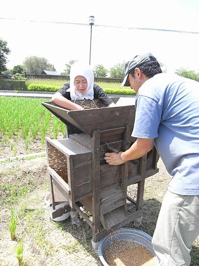 農具1:唐箕