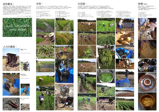 自然農法アーキファームの取組み